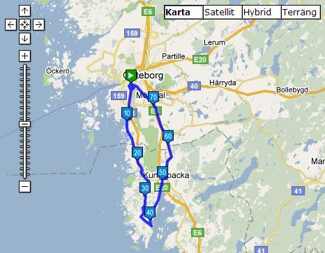 karta över nya onsalavägen AXelssonsailing | PROFESSIONAL SAILOR AND ENTREPRENEUR | Sida 6 karta över nya onsalavägen